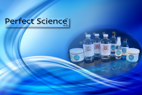 Perfect Science Ayterion Agua Bio Health Products