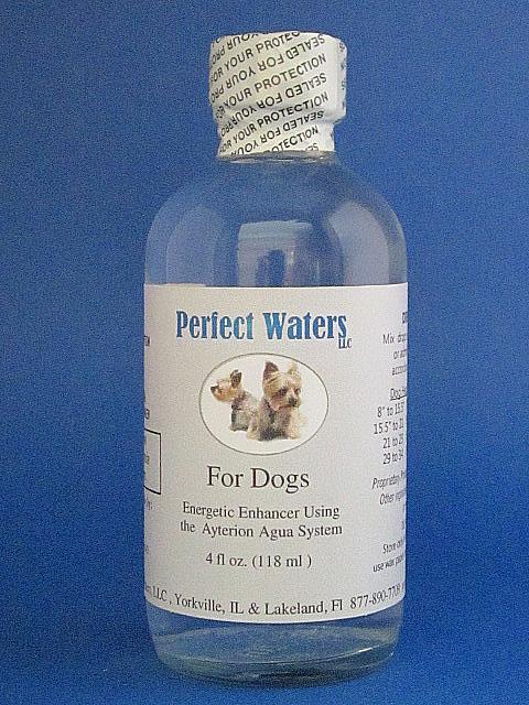 Dog Formula Concentrate 4 oz.