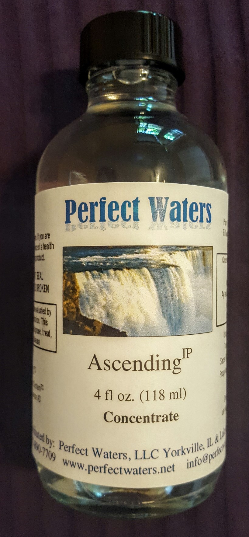 Ascending Concentrate
