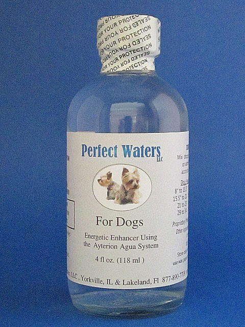 Dog Formula Concentrate 4 oz.