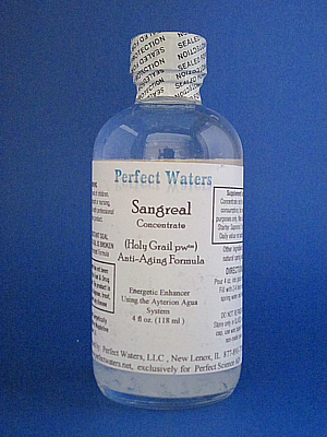 Sangreal (The Holy Grail pw) Concentrate